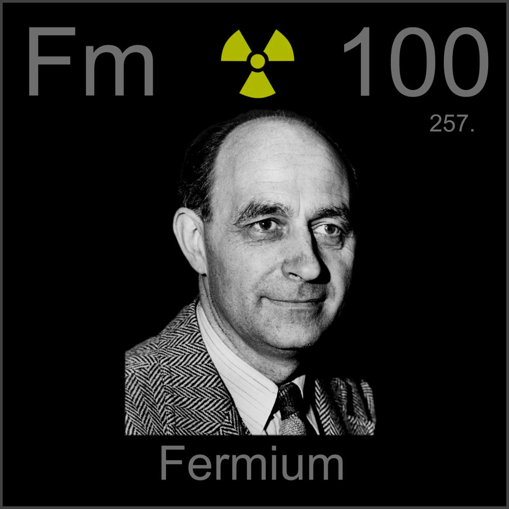 Pictures Stories And Facts About The Element Fermium In The Periodic Table