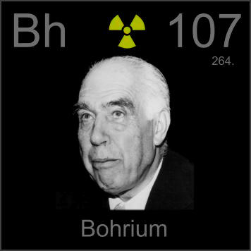 Pictures Stories And Facts About The Element Bohrium In