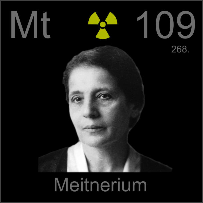 Meitnerium Poster sample