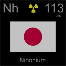 Nihonium Poster sample