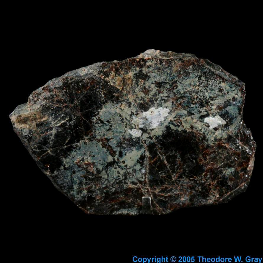 Plutonium Platinum: Sample Of The Element Thorium In The Periodic Table