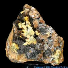 Oxygen Boltwoodite