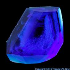 Copper Copper sulfate crystal