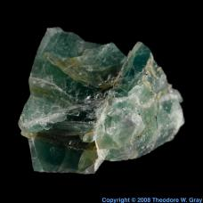 Fluorine Fluorite from Jensan Set