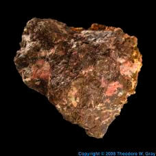 Fluorine Bastnasite from Jensan Set