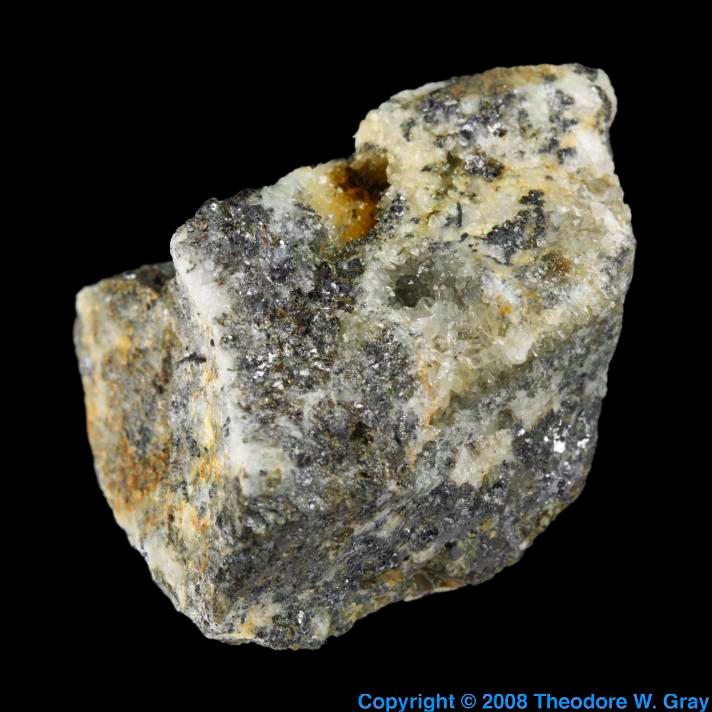 What Does Silver Ore Look Like