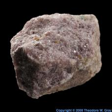Silicon Lepidolite from Jensan Set