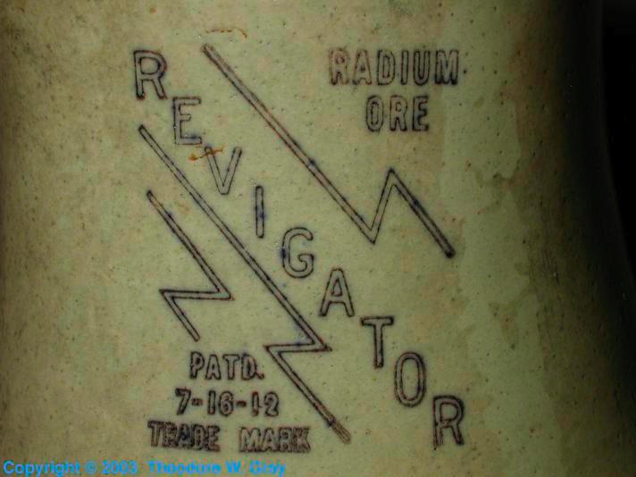 Radium An actual Revigator