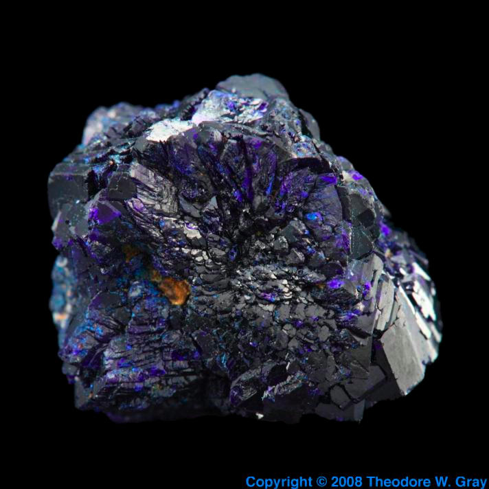 Copper Azurite
