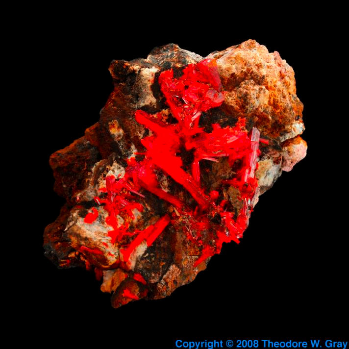 Lead Crocoite