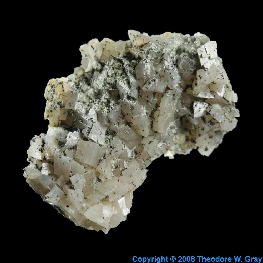 Dolomite a sample of the element calcium in the periodic table calcium dolomite gamestrikefo Images