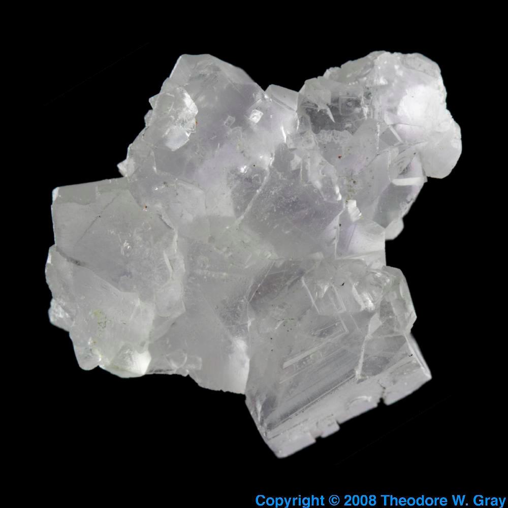 Fluorite a sample of the element calcium in the periodic table calcium fluorite gamestrikefo Images