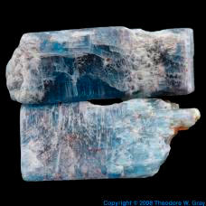 Silicon Kyanite