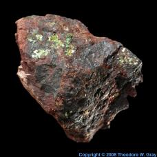 Copper Metatorbernite