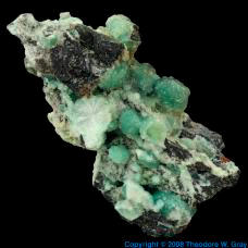 Phosphorus Wavellite