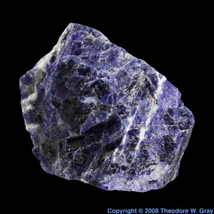 Chlorine Sodalite from Jensan Set