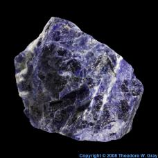 Oxygen Sodalite from Jensan Set