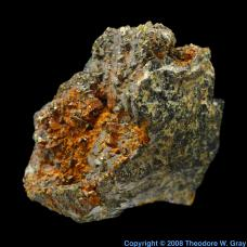 Germanium Sphalerite from Jensan Set