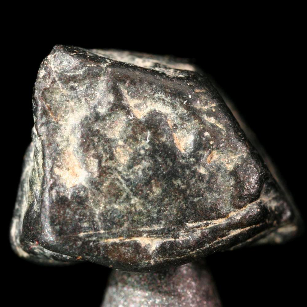 Thorianite, a sample of the element Thorium in the ...