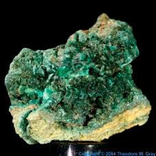 Phosphorus Torbernite